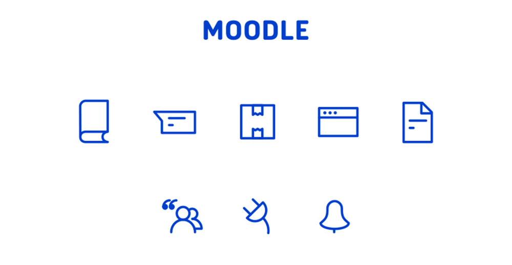 moodle-icons -